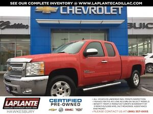 2013 Chevrolet Silverado 1500 1 Owner+Tow Package