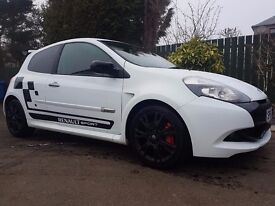 Renaultsport Clio 200 with Cup Chassis and Suspension