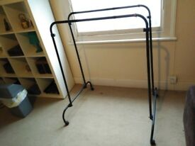 Double Clothes Rail Super Heavy Duty , Perfect condition