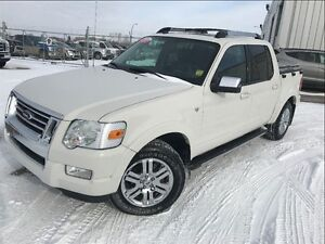 2008 Ford Explorer Sport Trac Limited-PST PAID