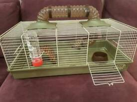 Hampster cage by Fop