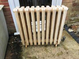 Cast Iron Radiator - 10 columns