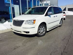 2010 Chrysler Town & Country LIMITED NOUVEL ARRIVAGE** + NAVIGAT