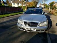 Mercedes S320 cdi automatic facelift FULL options