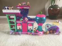 Littlest Pet Shop and Characters