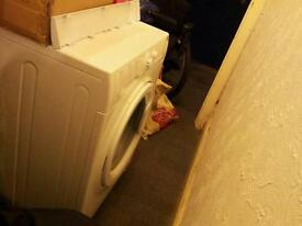 Nearly new washing machine