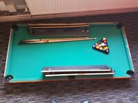 Snooker tabke