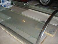 Shower enclosure corner entry shower enclosure as new quality make