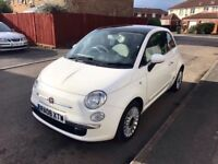 Fiat 500 Diesel with low mileage