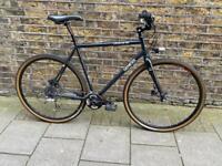 Custom Croix De Fer Gravel, Touring Bike, Hybrid