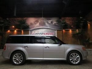 2010 Ford Flex AWD Limited - Htd Lthr, S.Roof, B.Tooth