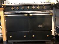 Lacanche double oven range cooker