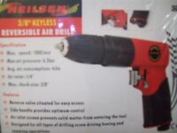 BRAND NEW REVERSIBLE AIR DRILL