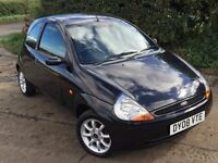 VERY GOOD CONDITION! 2009 FORD KA 1.3 STYLE - 3DR HATCH - LONG MOT - DRIVES EXCELLENT - FSH