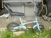 Vintage Raleigh Budgie & Boxer