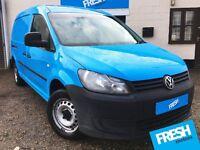 VW Volkswagen Caddy Maxi C20 Tdi 1.6 Van - Full Service History, 12 Months MOT