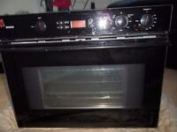 Bosch Integrated Electric Single Oven (HBL 632A UC)