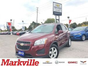 2013 Chevrolet Trax 1LT - - ONE OWNER TRADE