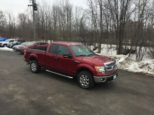 2013 Ford F-150 XLT XTR 4x4 TOW PACKAGE