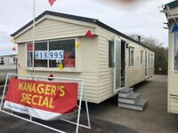 *MANAGERS SPECIAL* -- £229pm -- SITED IN TOWYN, NORTH WALES BY THE COAST