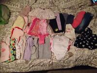 6-9 months large girls bundle