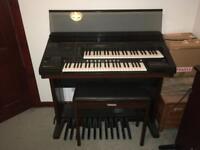 Yamaha Electone EL-40 Organ Keyboard Piano
