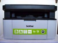 Brother DCP-1510 Monochrome Laser Priner/Copier/Scanner