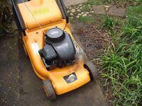 McCulloch Petrol Lawn Mower (full working order)