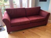 Lovely Large M&S Abbey Sofa