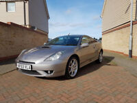2003 Toyota Celica T-Sport VVTLI 190bhp - Great Condition!