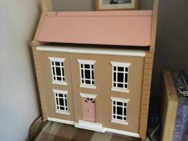John Lewis 'leckford' dolls house