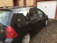 Peugeot 307 HDI 2l diesel estate 2004