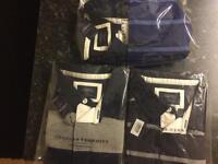 Brand New 100% Cotton Rugby Shirts Long Sleve X3