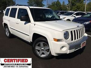 2010 Jeep Patriot Limited ** BLUETOOTH, REMOTE START **