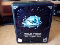 STAR TREK DVD BOX SETS ALL THE SHOWS - GREAT CHOICE
