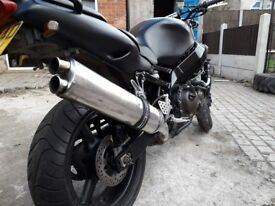 ZX9R STREETFIGHTER 1998 DYNOJETTED, KN FILTER, LOTS OF EXTRAS