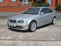 BMW 320 CI SPORT + M5 ALLOYS + EXTRAS