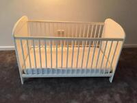 East Coast Angelica cot bed
