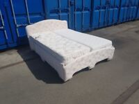 Electric disability double bed