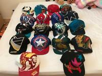 Swaps vintage 90s game hats