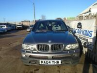 BMW X5 3.0 d Sport 5dr Auto (grey) 2004
