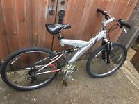Apollo aluminium mountain bike bicycle