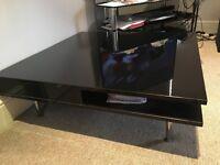 Black Coffey table