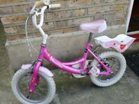 Great girls bike, suit 4-6 yrs Probike Angel