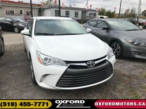 2016 Toyota Camry LE   ONE OWNER   BLUETOOTH   CAM