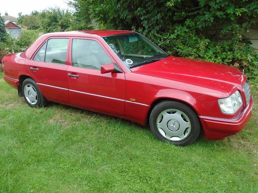 low mile mercedes w124 e class for sale | in Rainham ...
