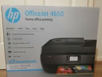 HP Office 4650 Multifunctional Printer with Fax and instant replacement plan until Jun 2019