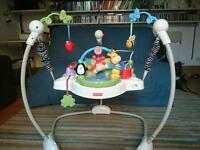 Jumperoo Fisher Price Discover and Grow
