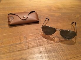 Ray Ban Aviators - 58mm