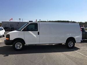 2016 Chevrolet Express 2500HD EXT 155WB, AM/FM/MP3 PLAYER, CLOTH
